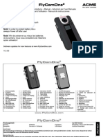 FlyCam One Operator Manual