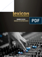 PCM Plug-in lexicon en español