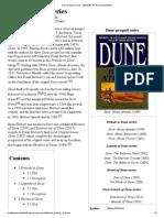 00 WIKI - Dune Prequel Series