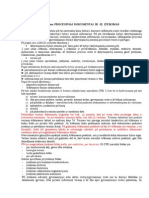 Procesiniai Dokumentai Ir Jų Įteikimas