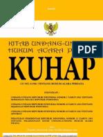 KUHAP (Dilengkapi UU Kepolisian, Kejaksaan, Dan Advokat
