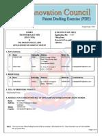 Patent Registaration