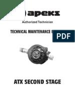 Apeks Atx 200 2nd Stage