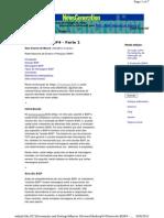 O Protocolo BGP4 - Parte 2