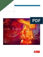 Especificacion de Producto ABB IRB 140