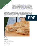 Buko Pie is a Filipi