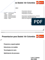 Sealed Air Colomba_Presentacion