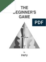 TheBeginner'sGame