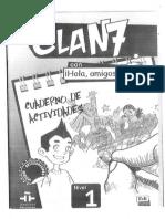 CLAN7- Cuaderno Actividades