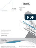 Polimi - Urban Planning and Policy Design