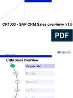 Crm Sales Overview