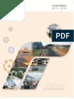 Annual Report RITES 2013-14 Oct-14
