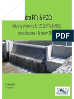 ---- Hydro Industry Evidence - ROC Consultation - 12 Jan 2012 (1)