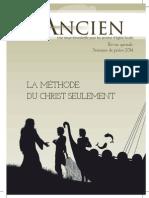 Brochure Semaine de prière La méthode de Christ seulement