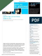Pazos Sobre Vigo y Diagonal Cero 127º Aniversario de EL DIA