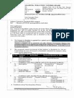 BHEL Bhandara MPCB File