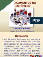 Microbiologia Medicamentos y Cosmeticos