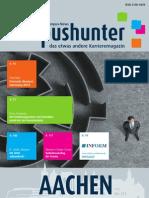 Karrieremagazin campushunter Region Aachen Wintersemester 2014
