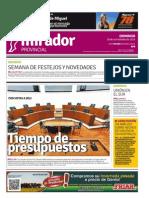 Edición impresa del 16 de noviembre de 2014