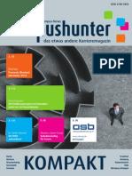 Karrieremagazin campushunter Kompakt /10 Städte-Mix) Wintersemester 2014