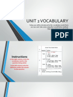 unit 2 vocabulary 2