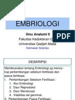EMBRIOLOGI 2