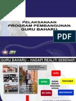 Pelaksanaan Ppgb (Taklimat Untuk Jpn, Ppd & Pentadbir)