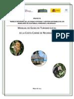 Manual de Guía de Turismo de La Costa Caribe de Nicaragua