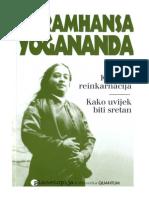 141122703 Yogananda Kako Uvjek Biti Sretan Karma i Reinkarnacija PDF