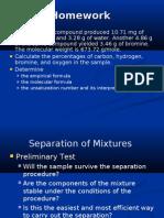 Organic Analysis Chemistry Part -3