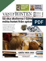 Västfronten 19 Nov 2014