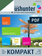 Campushunter Kompakt (10 Städte-Mix) Sommersemester 2014