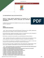Plano Diretor Ijuí - RS