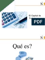 El Capital de Trabajo 2014-2.pptx