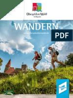 Wandermagazin Oberpfälzer Wald 2015 Onlinekatalog