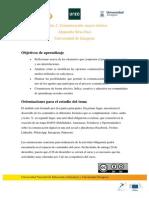 Objetivos Módulo 2 | MOOC Comunicación y Aprendizaje Móvil