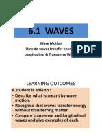 6.1 Waves 1