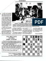 Kasparov vs Najdorf