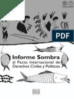 INFORME SOMBRA AL PACTO INTERNACIONAL - PARAGUAY - PORTALGUARANI