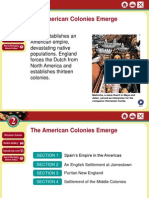 chapter 2 - the american colonies emerge