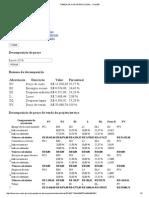 Tabela de Honorários Ceau - Cau_br