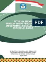 Juknis Bansos Pendampingan Kur2013 Sd