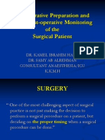 4928104-Pre-and-Postoperative-Monitoring-of-Patients, REVISED.ppt