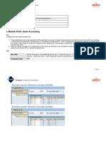 Configuracion - 9 Module FI-AA Asset Accounting