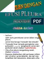 Askep Efusi Pleura