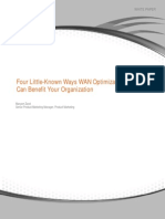 AST-0078077 Four Little Known Ways WAN Optimization Can Benefit Your Organization- RVBD White Paper v4doc