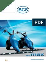 BCS Motosegadoras MAX LATAM 05-2013