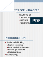 Statistics for Managers_1