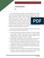 UT-6 Pendekatan & Metodologi