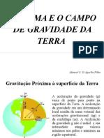 A Forma e o Campo de Gravidade da Terra